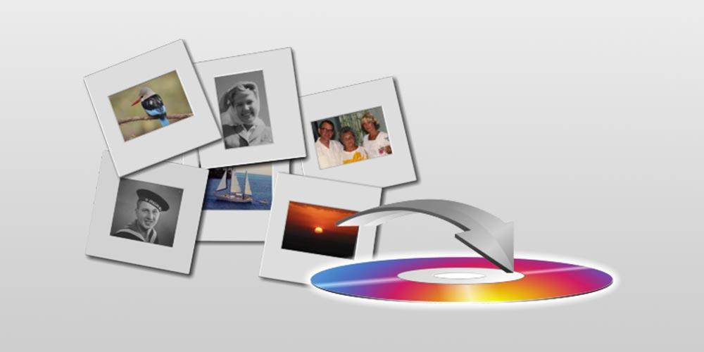 home slides to digital