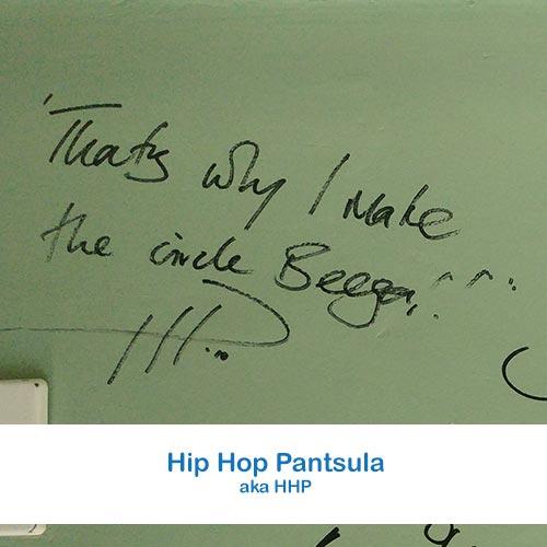 video africa graffiti wall - hhp