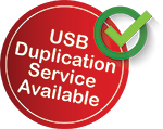 usb duplication seal