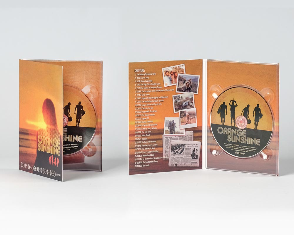 dvd digipak