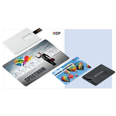 custom credit card usb drive