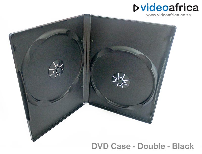 DVD Double Black