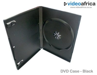 DVD Single Black