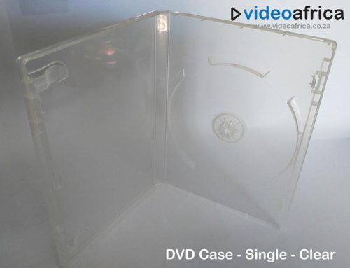 DVD Single Clear