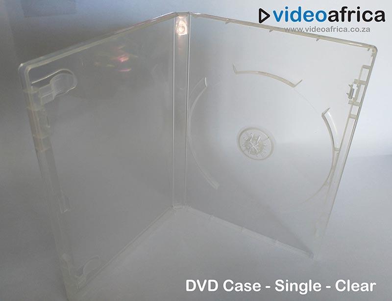 DVD Single Clear